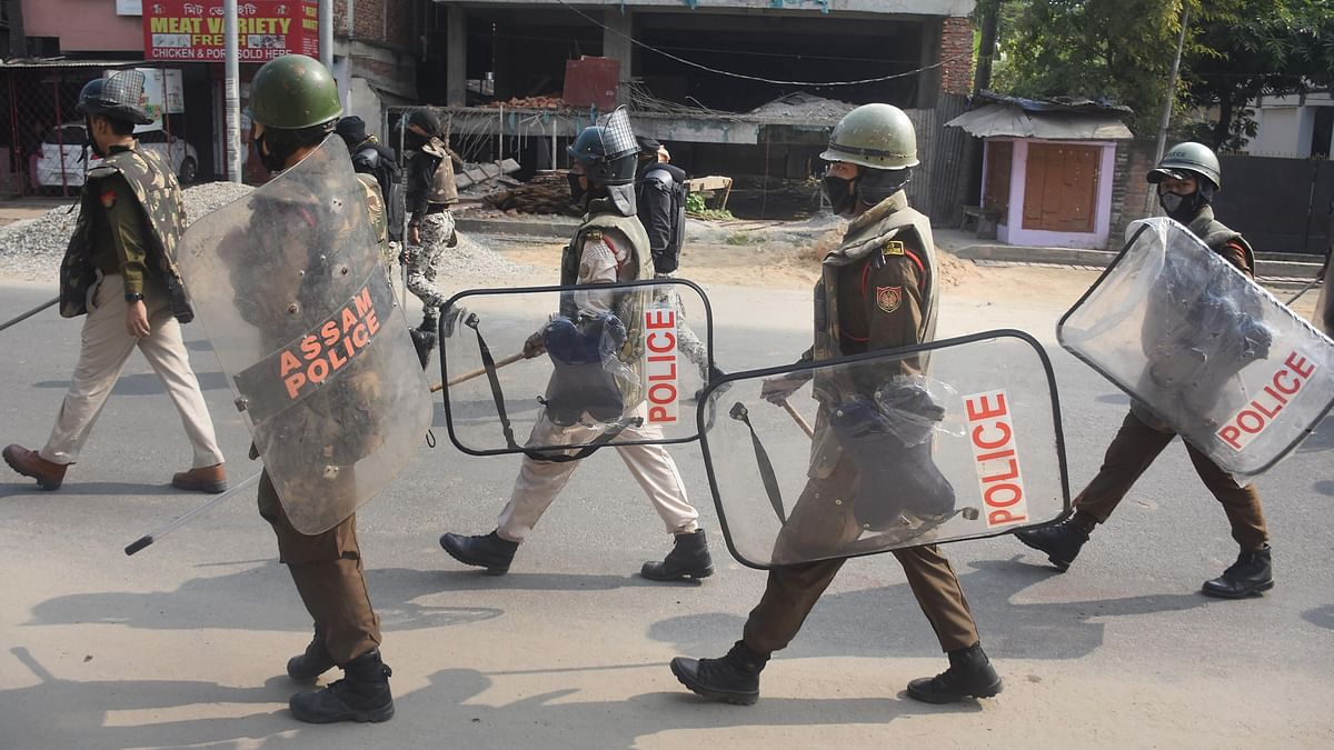 3 Protesters Killed as Police Fired in Air but Missed: Assam Govt