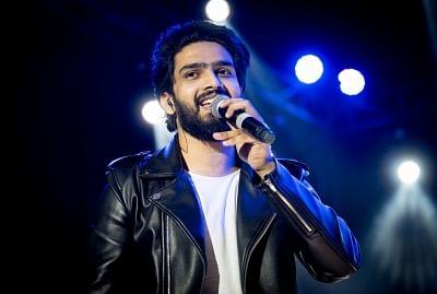 Composer-singer Amaal Mallik.
