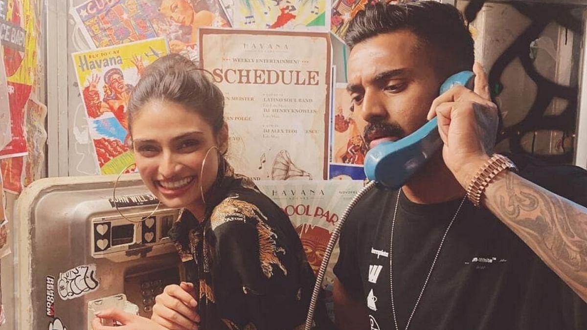 KL Rahul, Athiya Shetty Photo Sparks Dating Rumours, Suniel Reacts