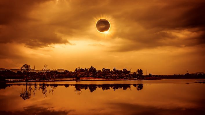 Solar Eclipse  Timings: All You Need To Know About Surya Grahan