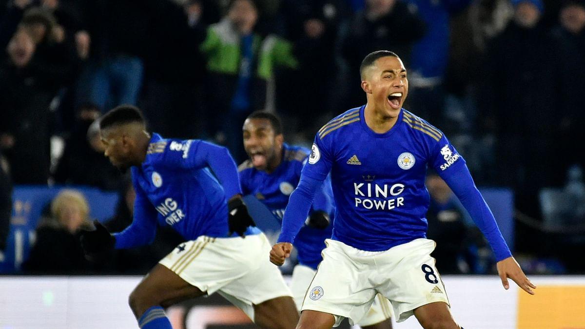 Leicester Score Late Winner vs Everton; Arsenal & Man United Held