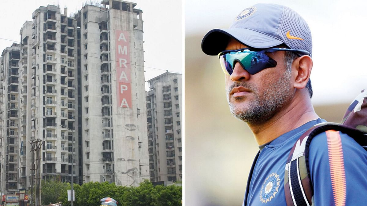 SC to Hear Home Buyers' Plea on MS Dhoni Fees From Amrapali