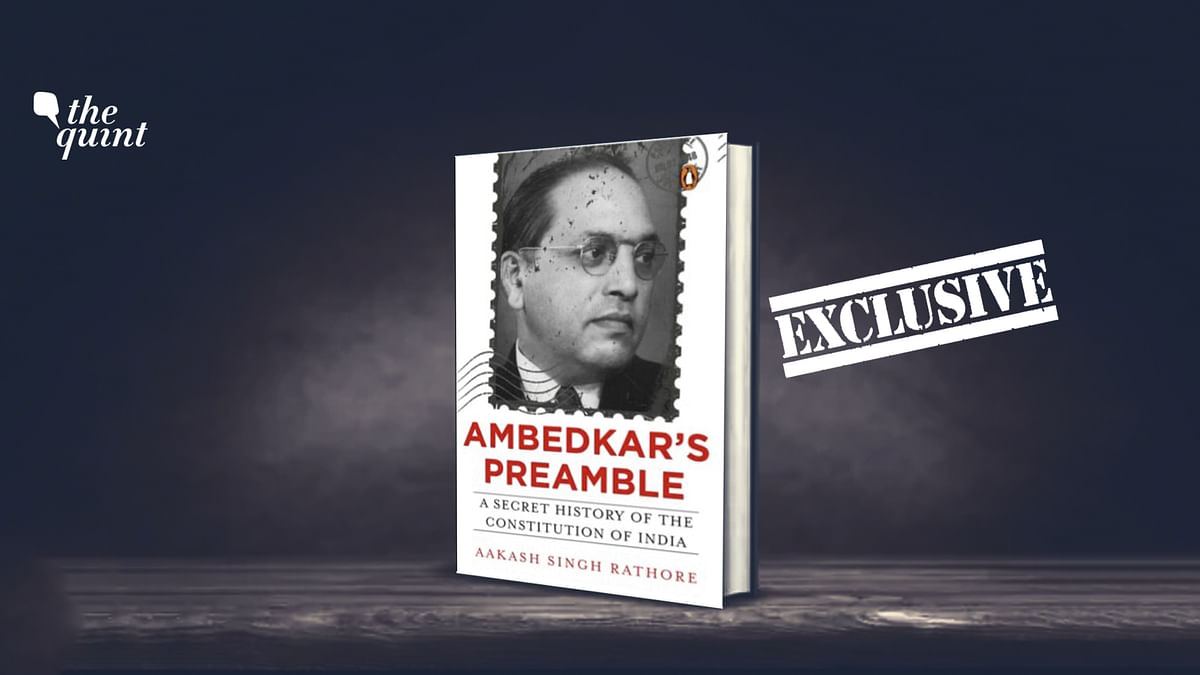 Dr BR Ambedkar, Not Nehru, Gave Us the Preamble to  Constitution