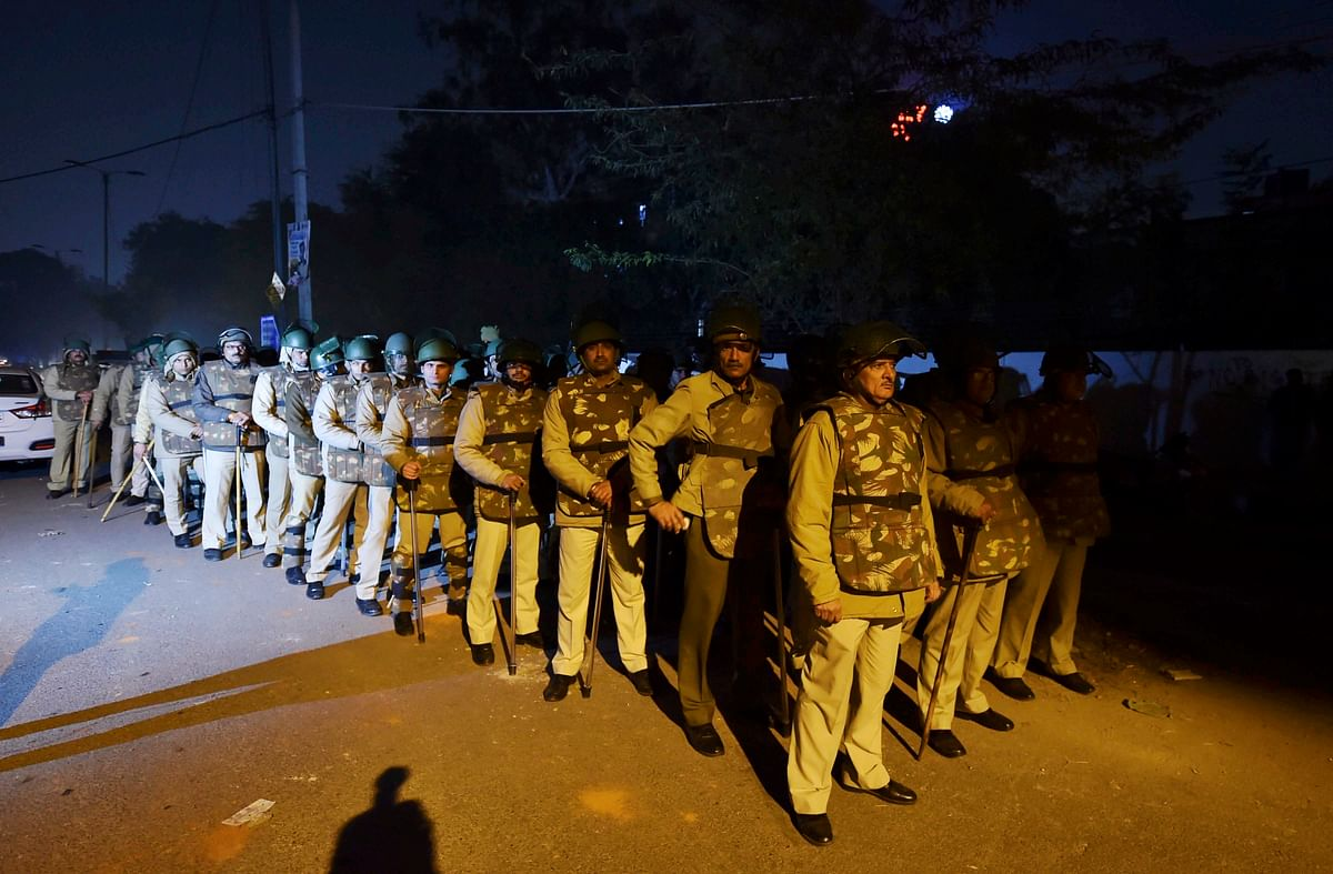 Cold, Starved, Scared: How the Night at Jamia Unfolded After Siege