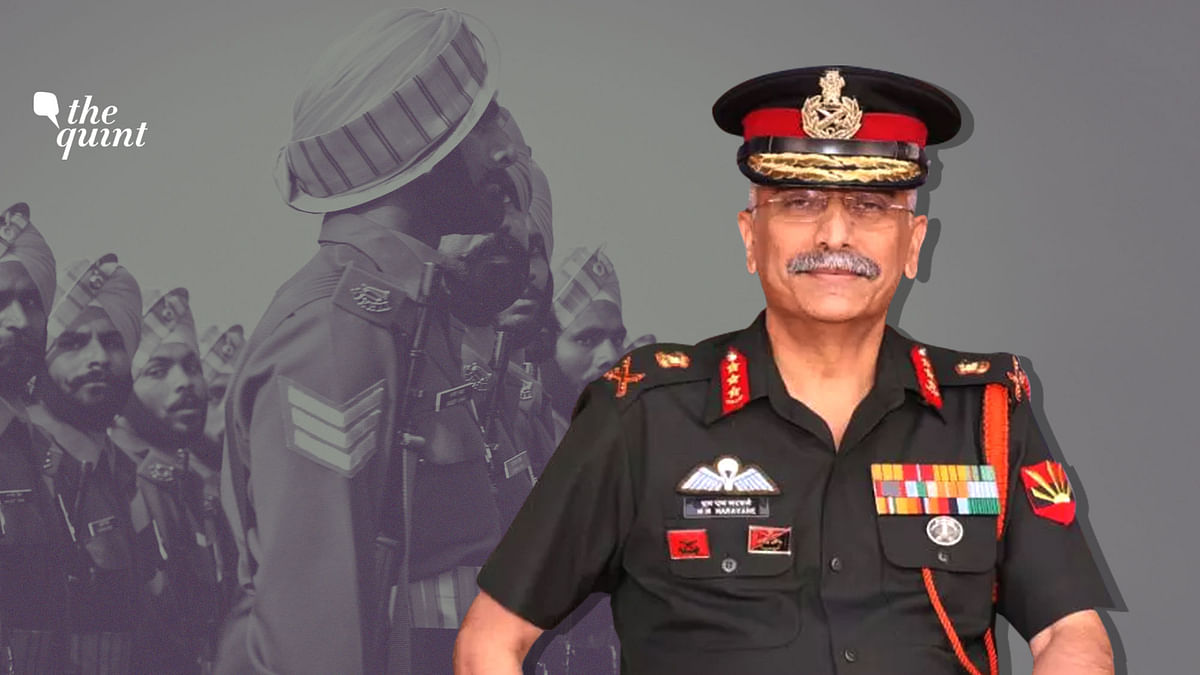 Pak  Desperately Trying to Push Terrorists Across LoC : Army Chief