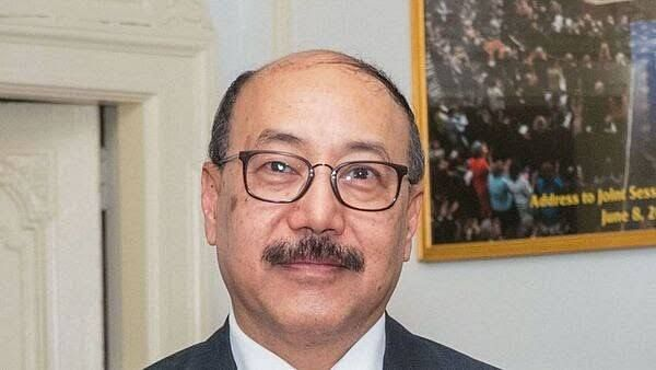 Harsh Vardhan Shringla, India's US Envoy Is the New Foreign Secy