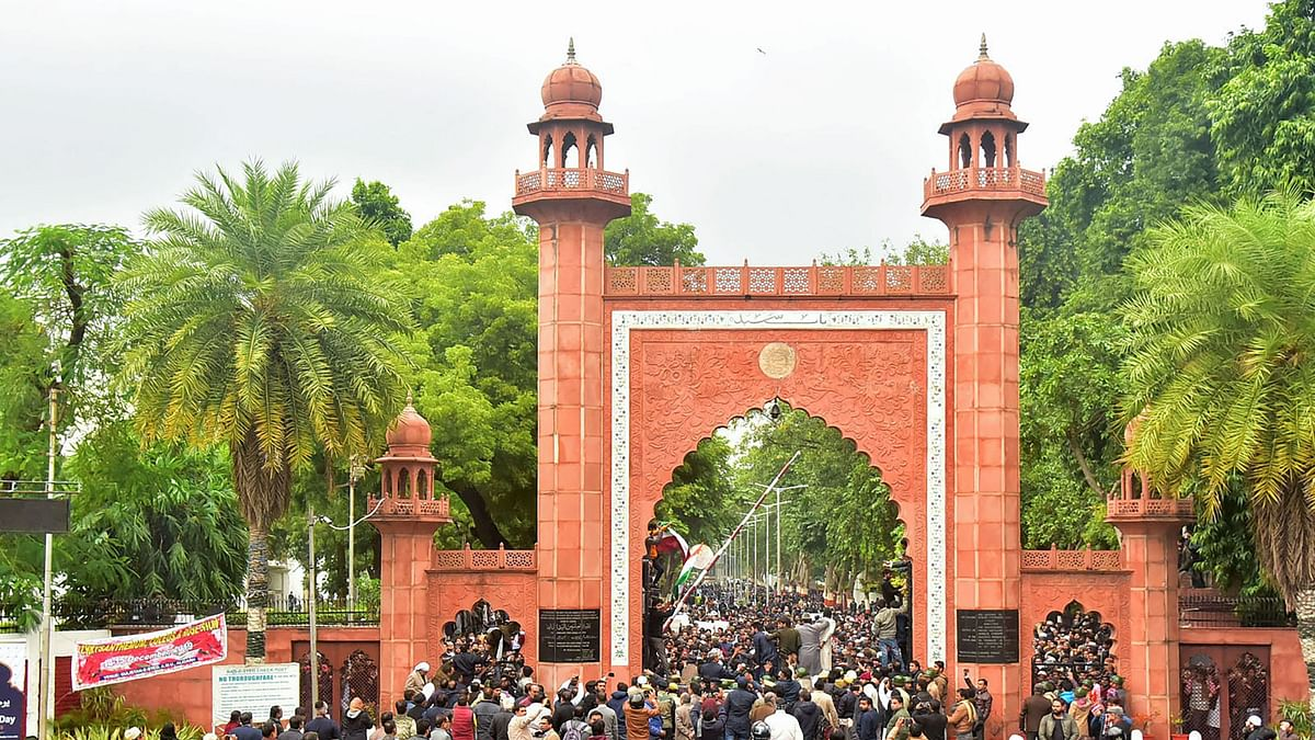 FIR Against 10,000 AMU Students For CAA Violence, Cops Say 1,000
