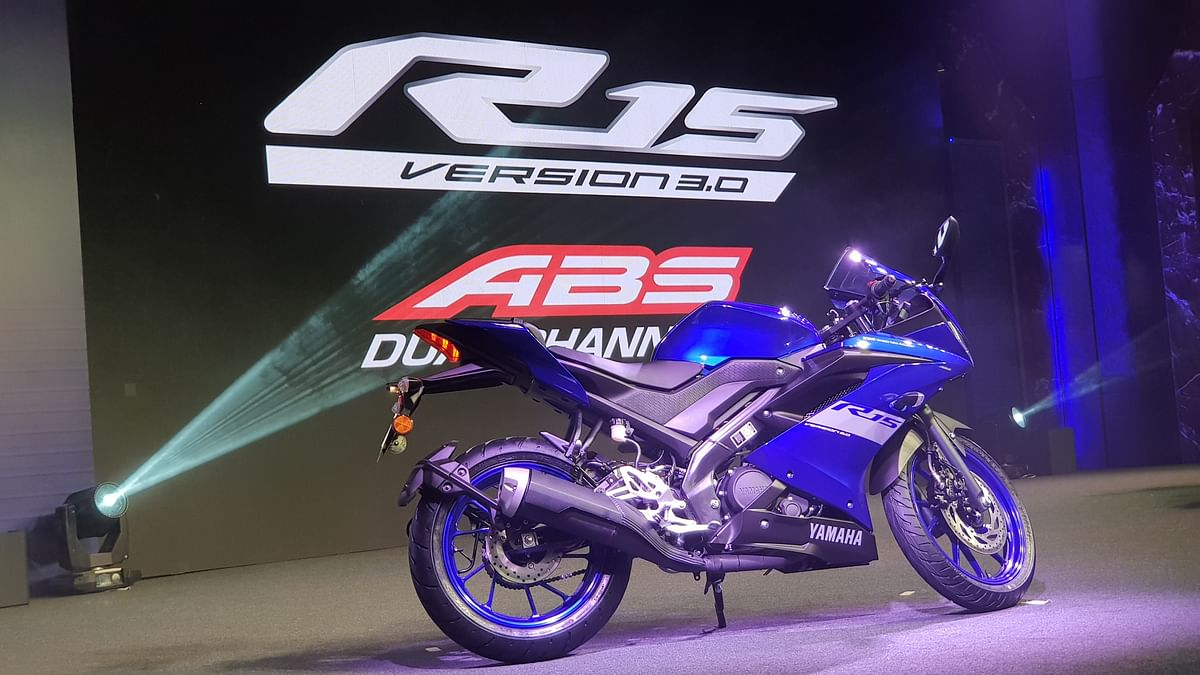 The Yamaha R15 V3 was updated to BS-6 norms a few weeks ago.