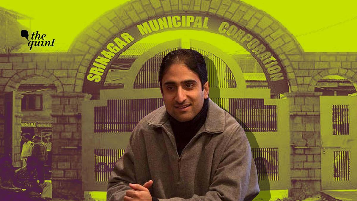 BJP Moves No-Confidence Motion On Mayor Junaid Mattu in Kashmir