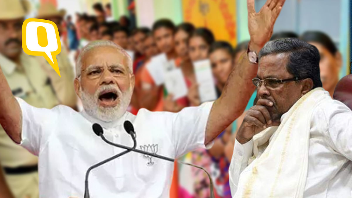 The BJP has won 12 out of 15 seats in Karnataka by-elections, held on 5 December. The Congress, meanwhile, has won two seats, and the JD(S) drew a blank in the polls.