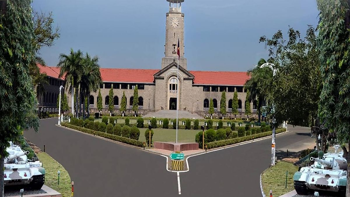 College of Military Engineering, Pune.