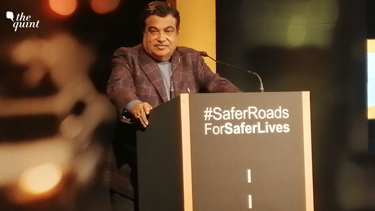 Gadkari Speaks on Hyd Murder, Economy & More at Road Safety Event