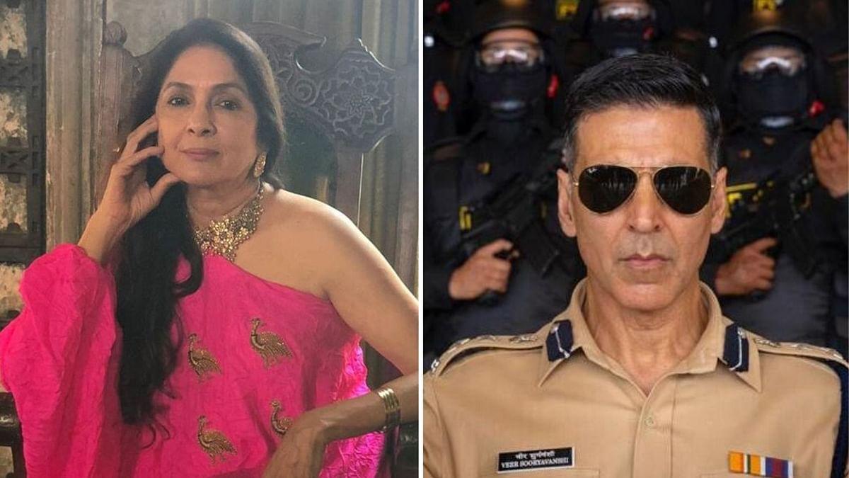 Here's Why Neena Gupta Had to Exit Akshay Starrer 'Sooryavanshi'