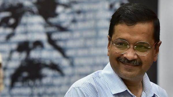 File image of Delhi Chief Minister Arvind Kejriwal.