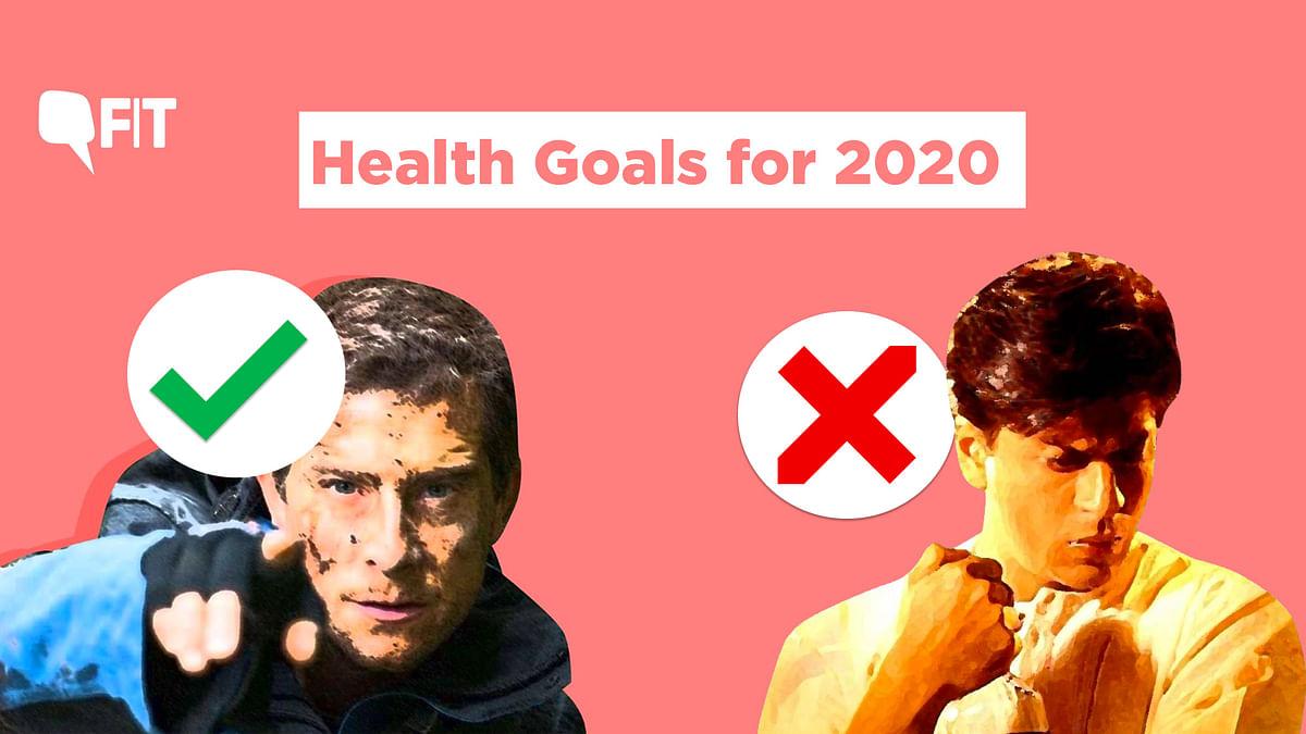 Honest Health Goals for 2020