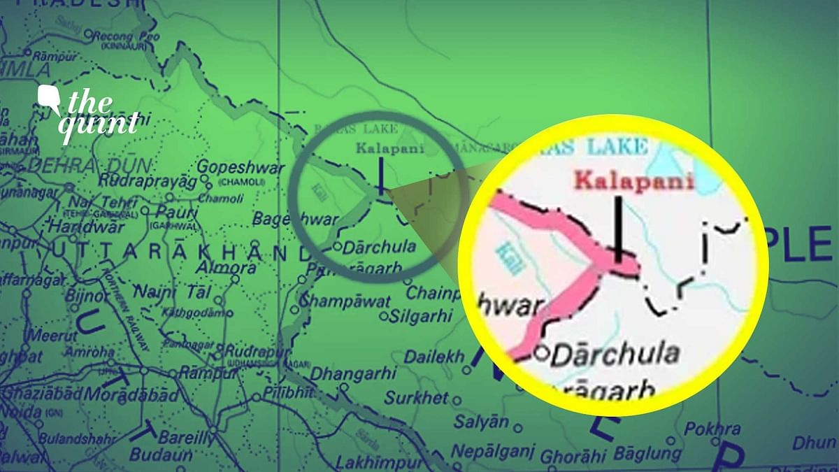 Kalapani Dispute: Nepal SC Asks Govt to Furnish Country's Map