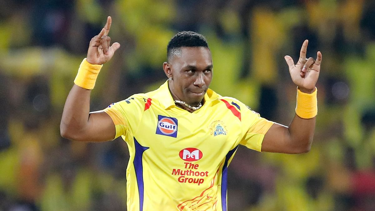 CSK's Dwayne Bravo Ruled Out of IPL 2020 Due to an Injury