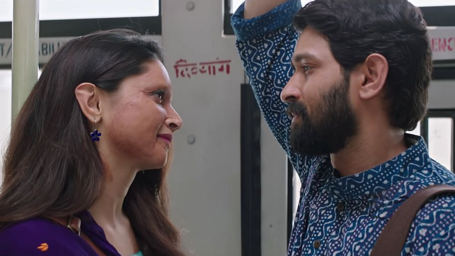 'Chhapaak' Song: Deepika and Vikrant Do Some Romantic 'Nok Jhok'