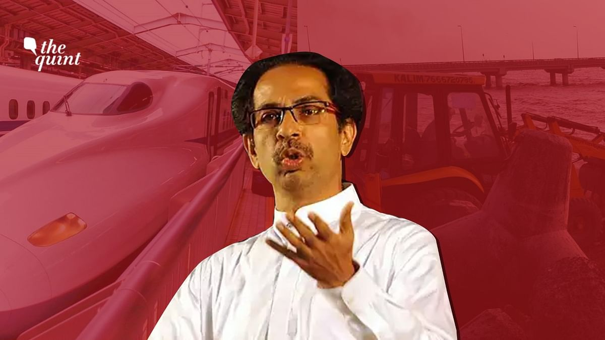 Bullet Train to Coastal Road: Projects Under CM Uddhav's 'Review'