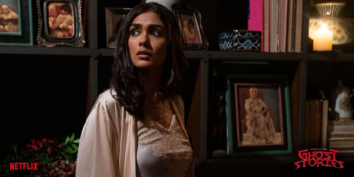 Mrunal Thakur in <i>Ghost Stories.</i>