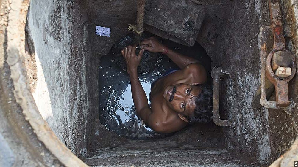 Four youths, on Thursday, died of asphyxiation in Tamil Nadu's Thoothukudi district, after they entered a septic tank to clean clogged sewage.