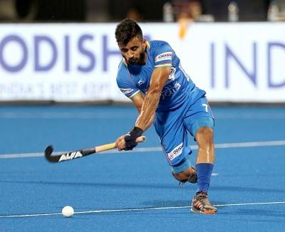 Manpreet Singh.