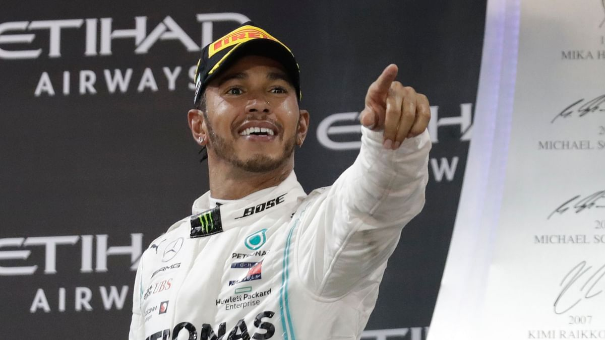 Hamilton Talks Informal, Says Ferrari Chief