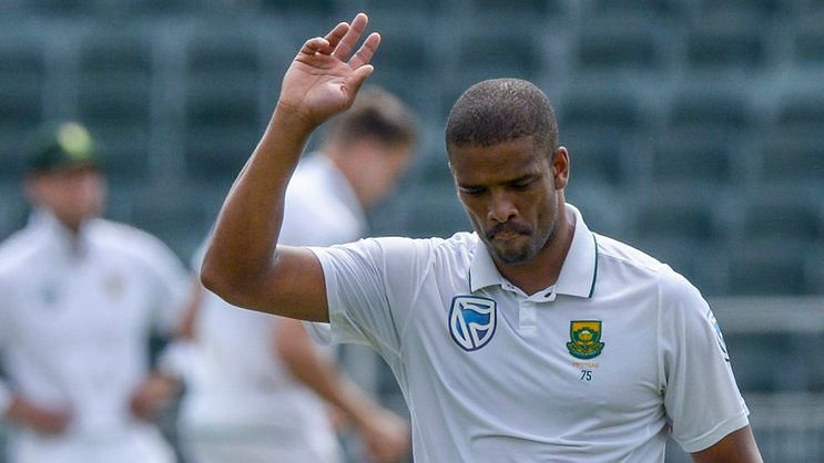 Philander had announced before the start of the series against England that this would be his last in international cricket.