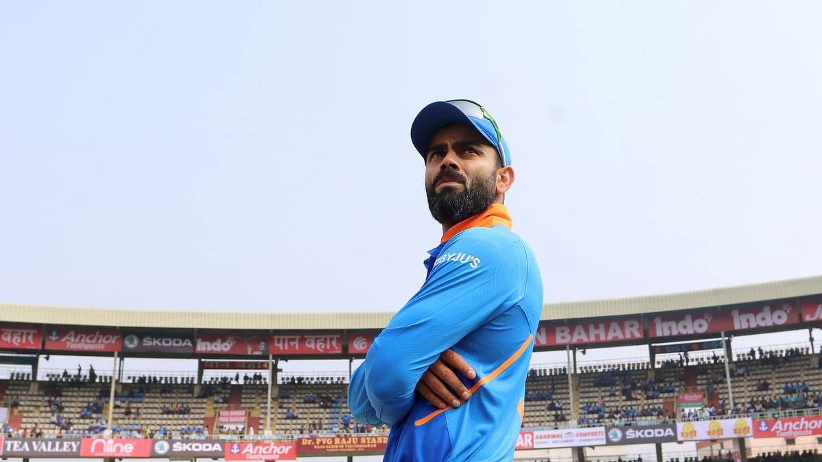 Virat Kohli Becomes 8th Indian to Play 400 International Matches