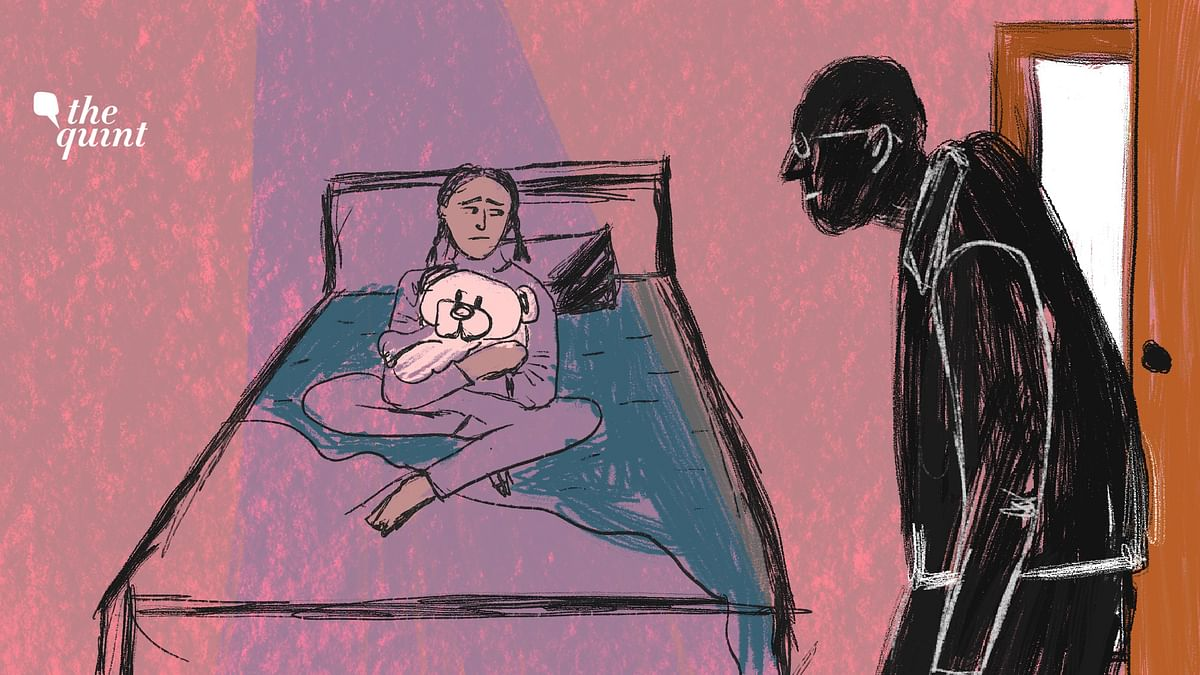 Child Sexual Abuse, Ep 4: 'My Grandfather Abused Me When I Was 7'