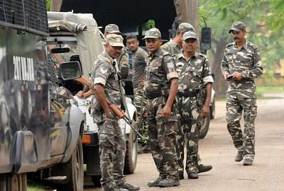 2 CRPF personnel in Jharkhand killed in fratricidal firing