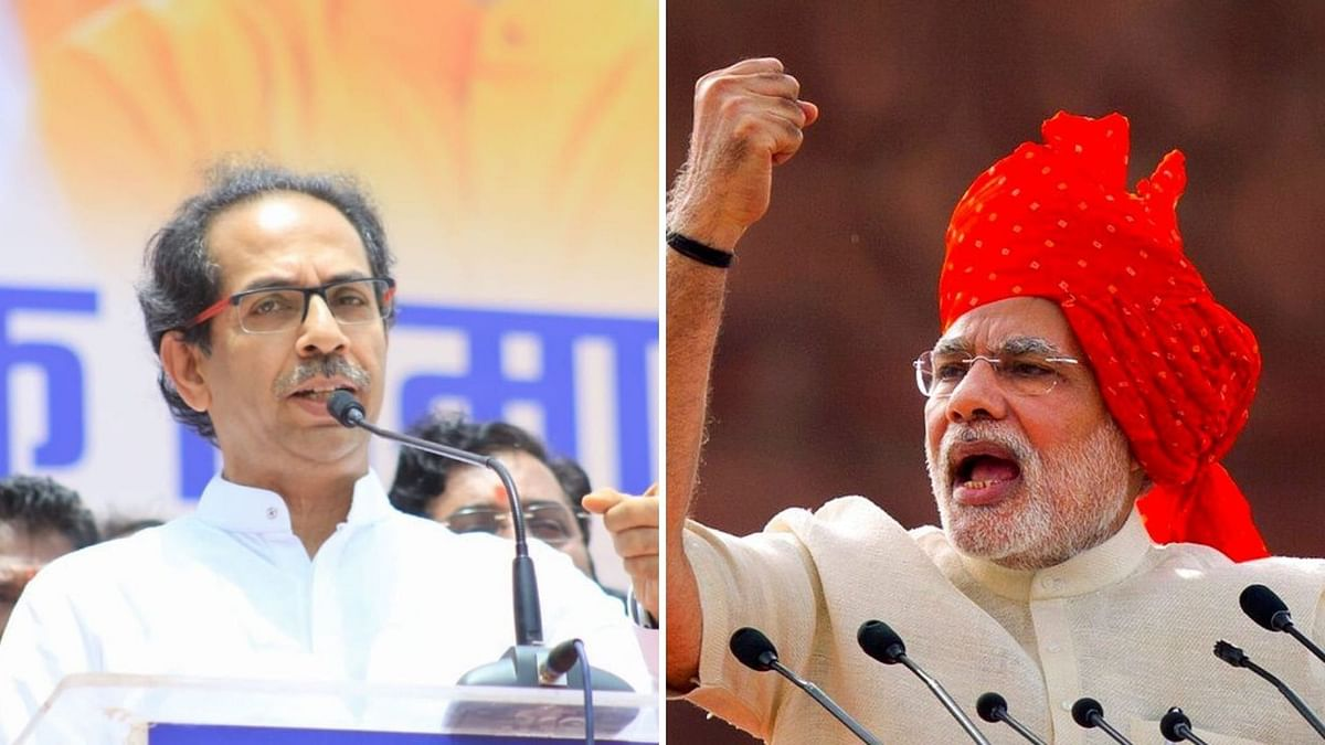BJP Govt Treating Economy Like 'Share Bazaar Satta': Shiv Sena