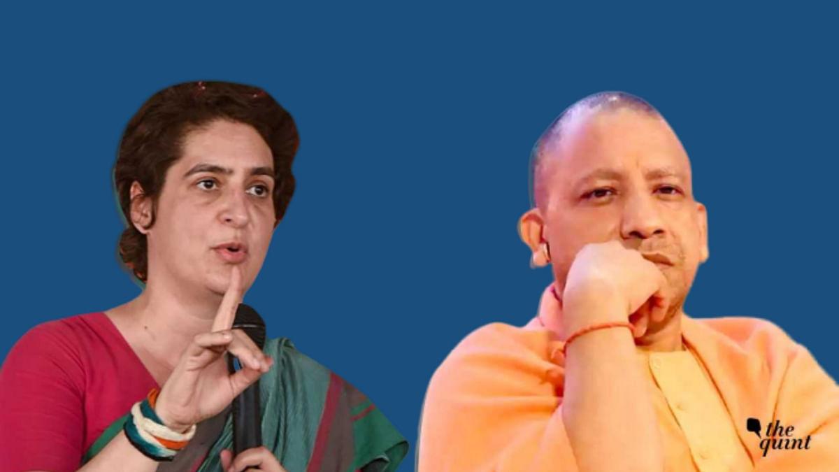 Priyanka Gandhi Writes to CM Yogi Over Rising Kidnappings  in UP