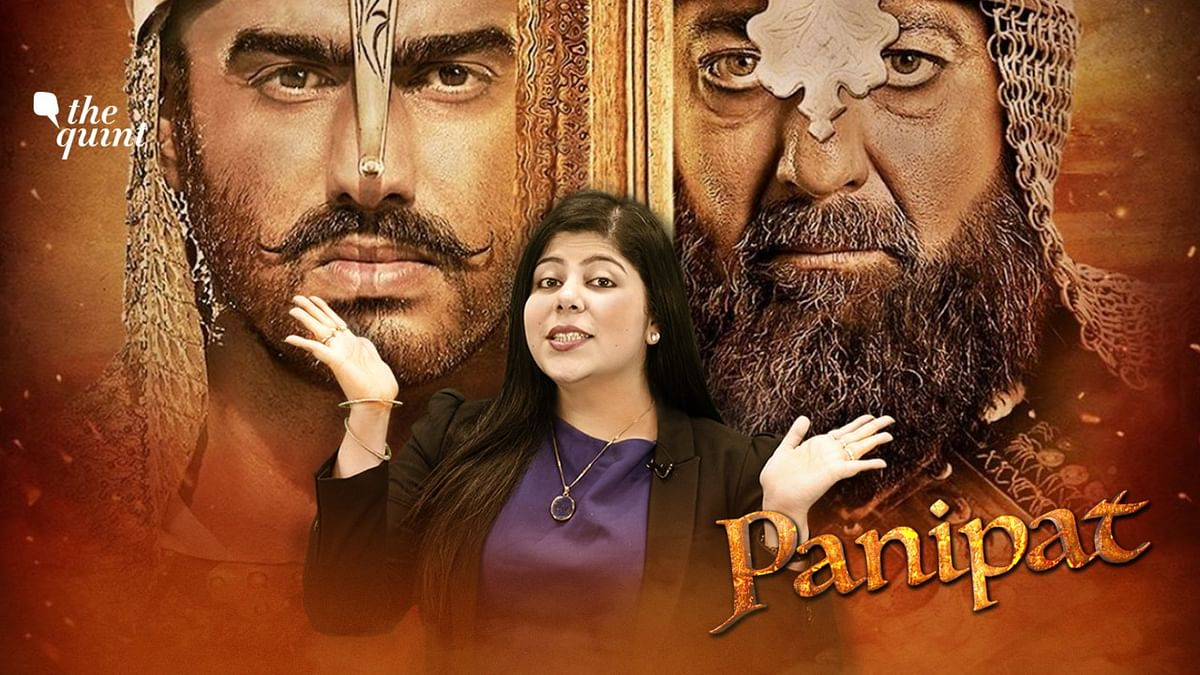 'Panipat: The Great Betrayal' Is a Boring History Lecture