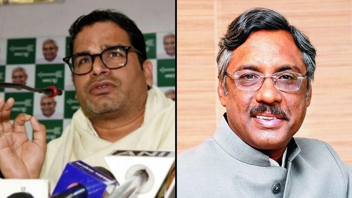 Prashant Kishor & Pavan Varma Urge JD(U) to Reconsider CAB Support