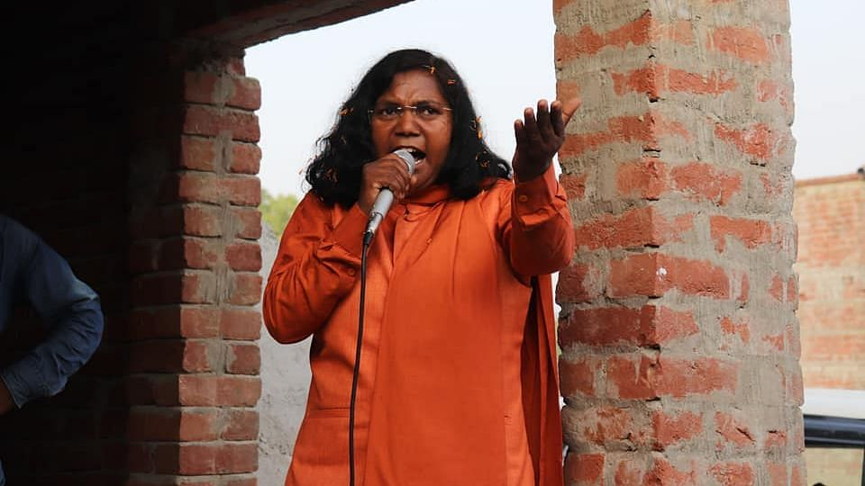 Savitribai Phule Quits Cong After 9 Months, Says 'She's Not Heard'
