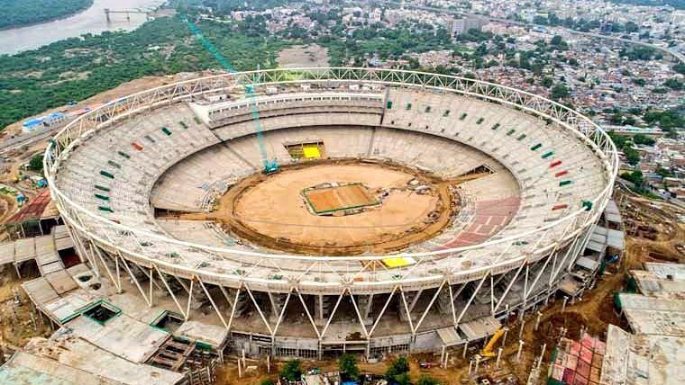 Ahmedabad's New  Stadium Leads Race to Host IPL 2020 Final
