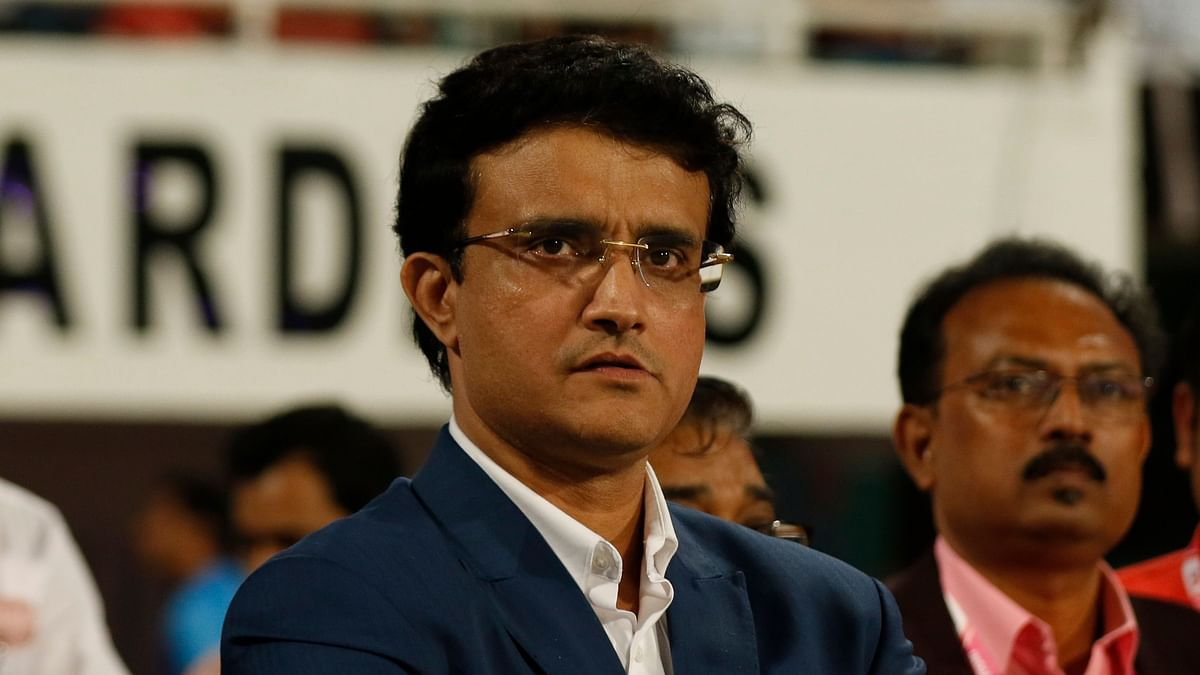 Can't Get Cricketers on Board Because of Conflict Clause: Ganguly