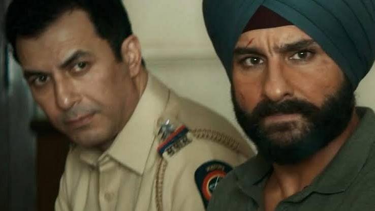 'Sacred Games' Actor Aamir Bashir Criticises Saif's Stand on CAA