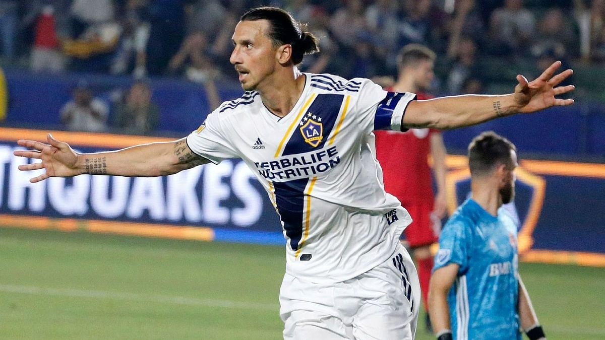 'See You Soon in Italy': Ibrahimovic Fuels Talk of Serie A Return