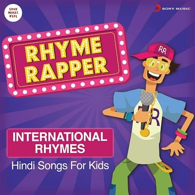 """Rhyme Rapper, an animated hip-hop artiste, has been created for """"pre-schoolers"""" up to the age of 8. Rhyme Rapper's hip-hop styled original rhymes in Hindi are a new take on some of the most iconic English rhymes from all over the world."""