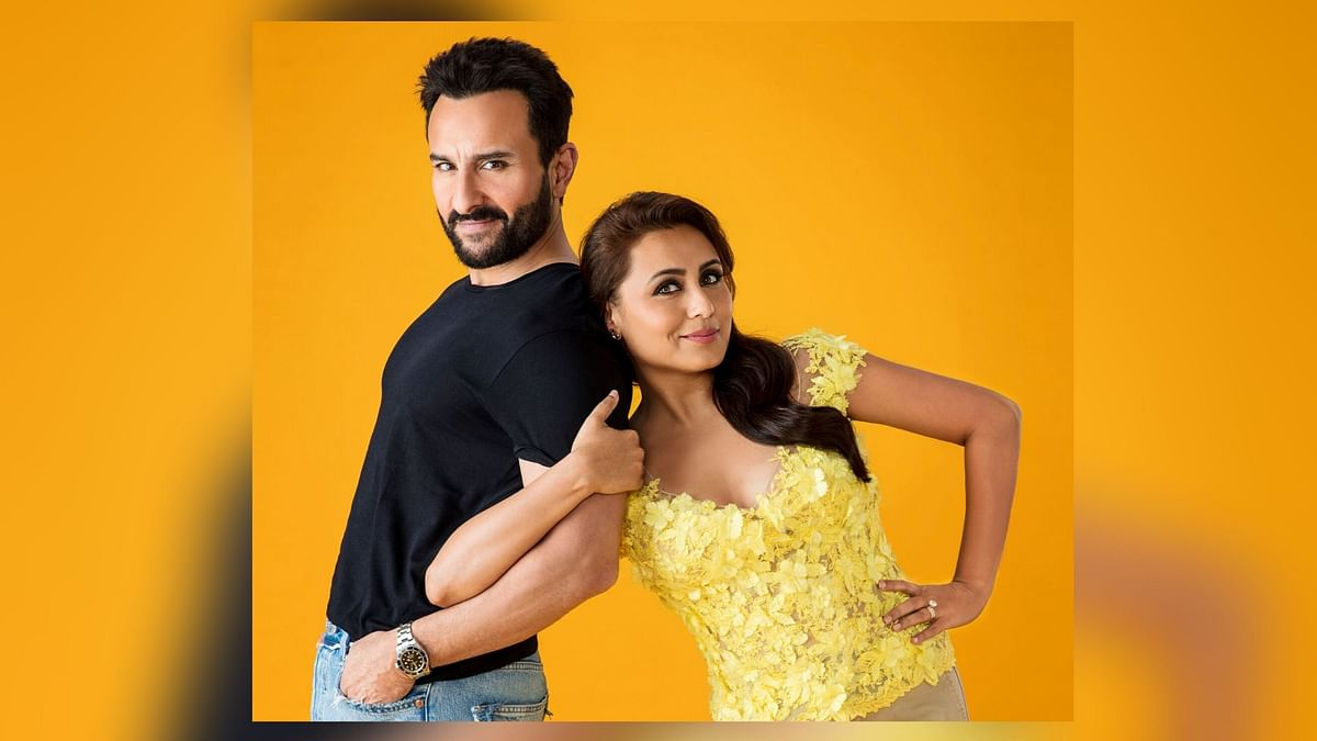 Saif and Rani to Reunite After 11 Years for 'Bunty Aur Babli 2'