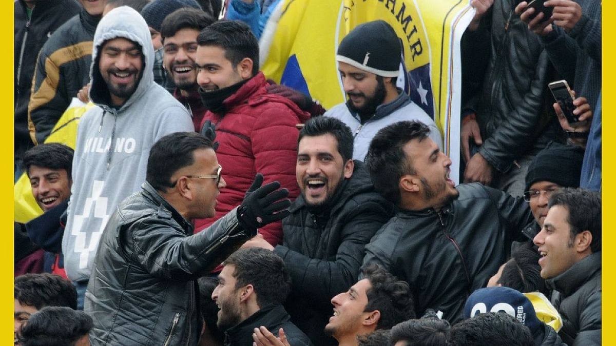 Adidas Adds Fuel To Real Kashmir FC's Journey With #UnRealFans