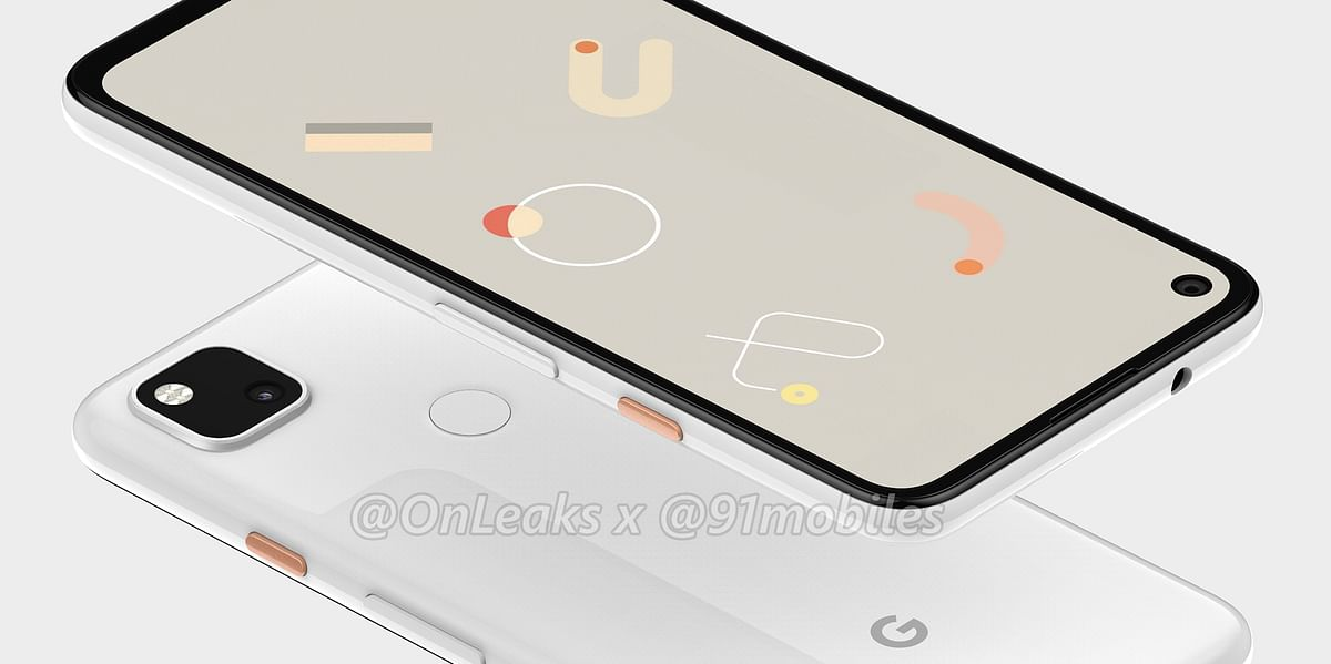 Could this be the upcoming Pixel 4a?