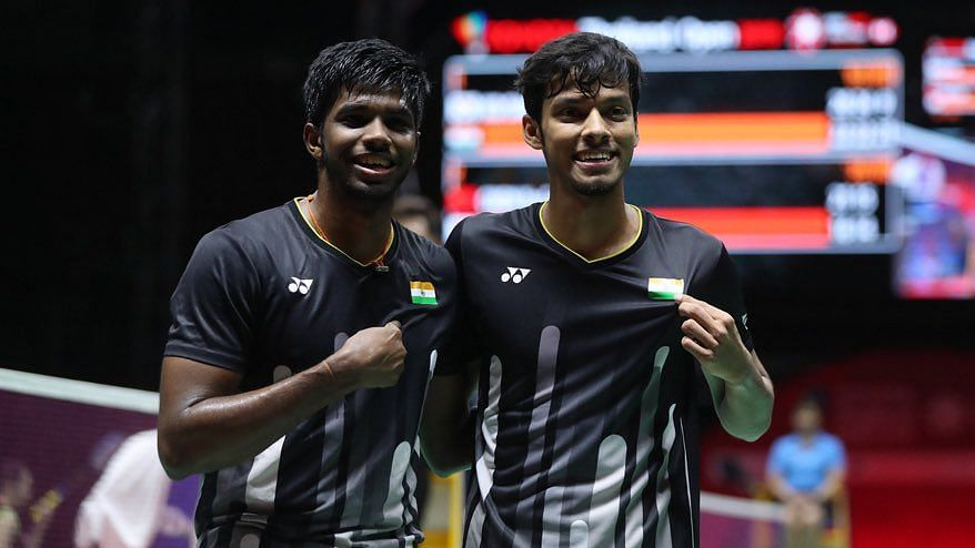 Satwiksairaj Rankireddy and Chirag Shetty became the first men's pair to a win a Super 500 title last season.