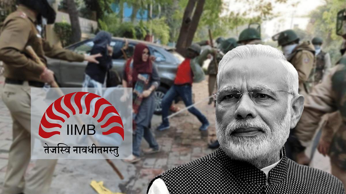 'Don't Trample Rights': 172 Members of IIM Bangalore Write to Modi