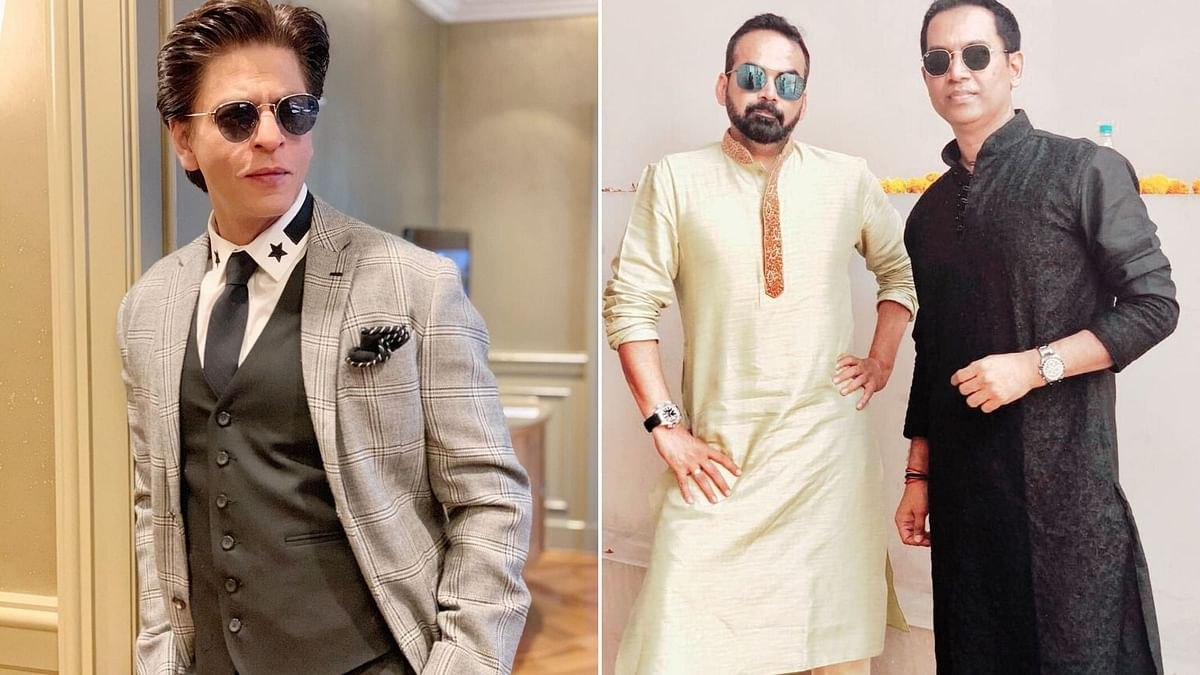 Shah Rukh Khan may collaborate with director duo Raj Nidimoru and Krishna DK for his next film.