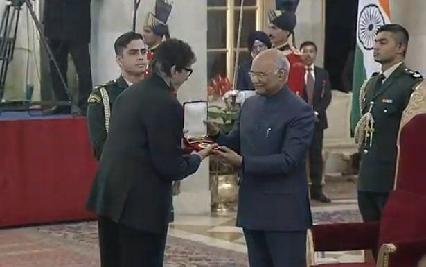 Still Work to Do: Big B on Receiving Dadasaheb Phalke Award