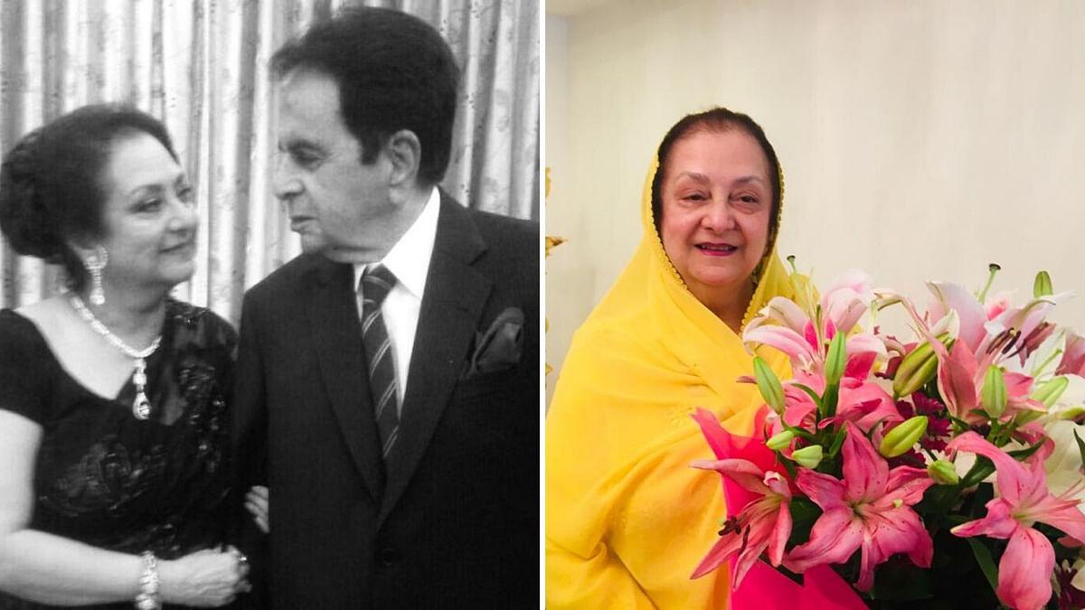 Saira Banu Speaks Her Heart out on Dilip Kumar's 97th Birthday