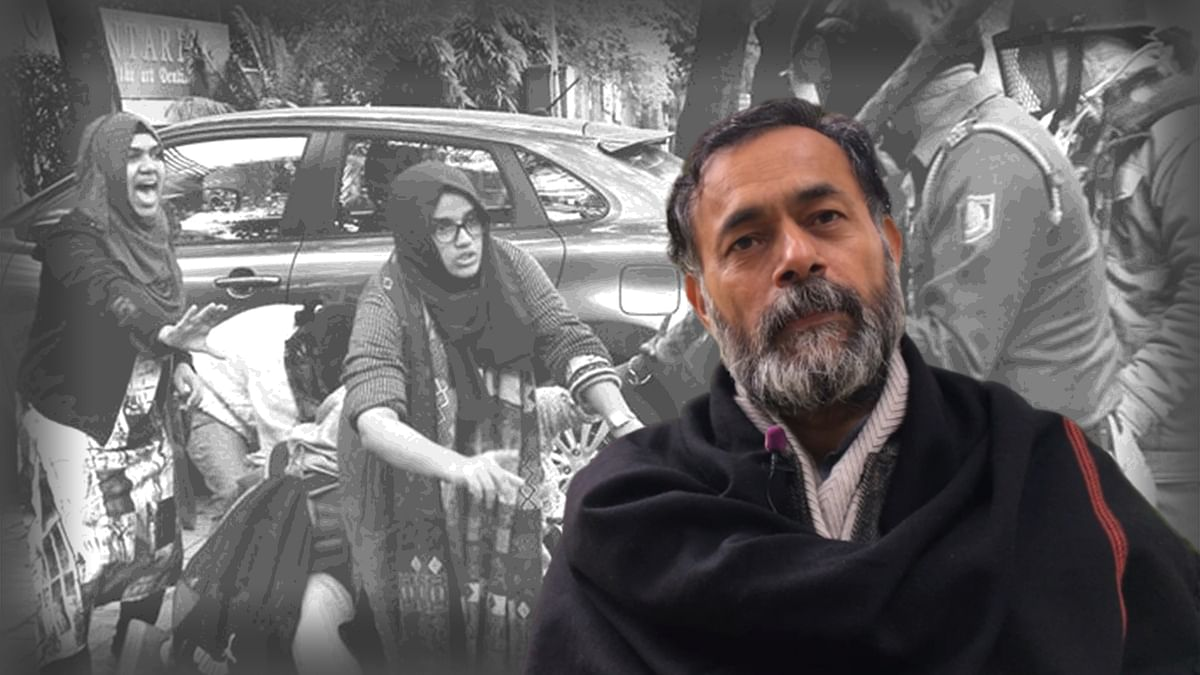 If You Don't Stand Up For Students Now, When, Asks Yogendra Yadav